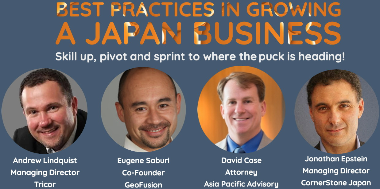 Best Practices in Growing a Japan Business!
