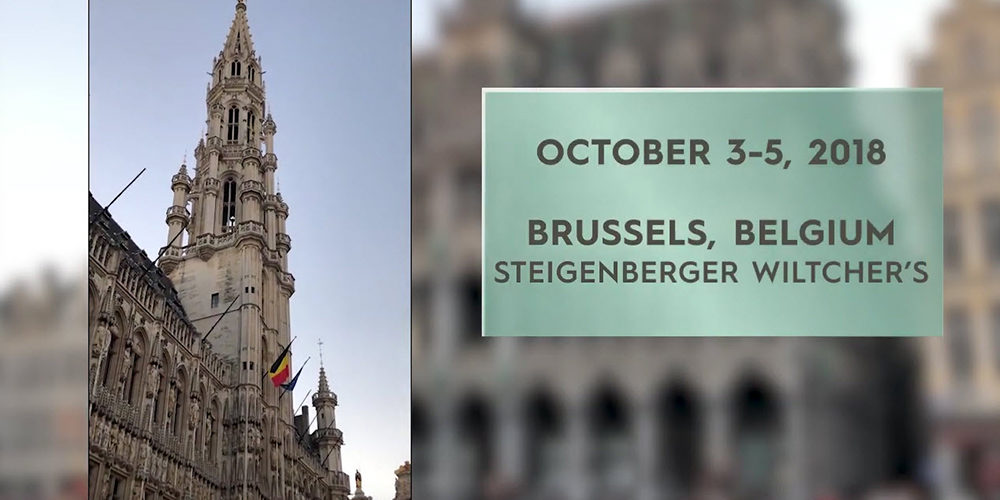 Agilium Worldwide Executive Search Group celebrated its annual meeting in the beautiful city of Brussels!