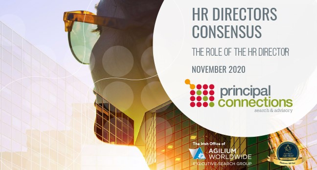 November 2020: Principal Connections - Agilium Worldwide's member firm in Ireland – publishes new HR Directors report